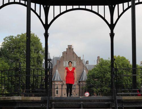 Amsterdam-Oost – zingen op plekken in de openlucht