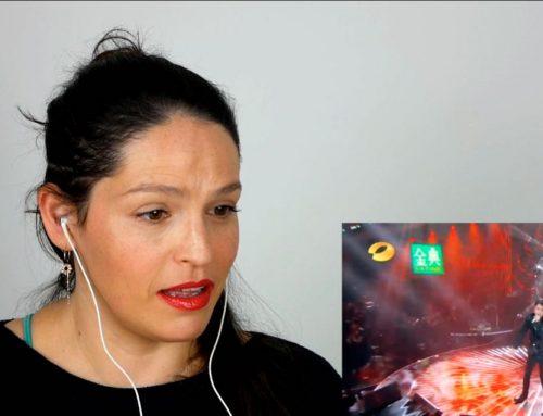 My reaction to Dimash Diva Dance
