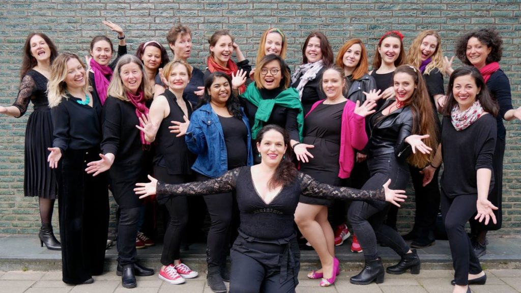 Choirs and vocal ensembles in Amsterdam - overview by genre