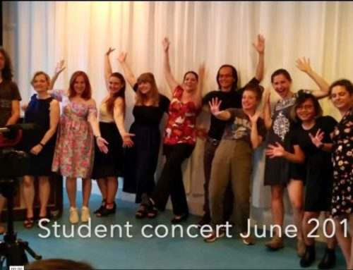 Studentenconcert zomer 2019