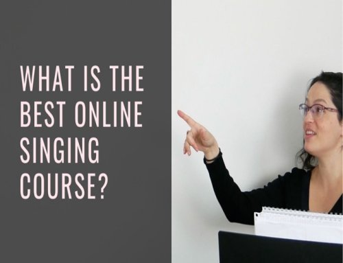 What is the best online singing course?